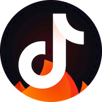 抖音火山logo